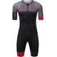 Santini Sleek Plus 777 SS Trisuit Men red
